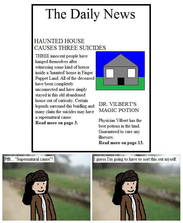 Suicide House